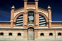 Matadero, Madrid.