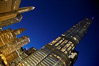 Chicago Night, Trump International Hotel & Tower.