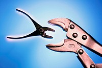 Wrench and Plier.