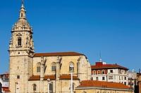 San Anton church. Bilbao. Biscay, Spain, Europe.