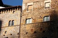 Casa Torre de Berriatua, Mutriku, Gipuzkoa, Pais Vasco, Spain.