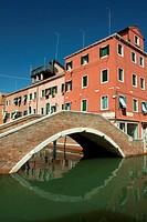 Bridge in Venice, Italy