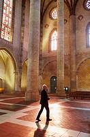 Couvent des Jacobins. Toulouse. Haute Garonne. France.