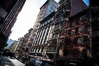 Clasic New York Building.