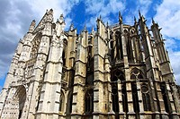 The Cathedral of Saint Peter of Beauvais in Beauvais, France