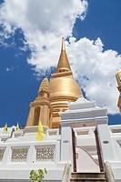 Wat Bowonniwet Vihara temple in Bangkok, Thailand.