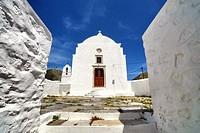 San Athanasios Church, Syros, Cyclades Islands, Greece