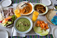 The food of Oaxaca, Mexico is famous for gathering dishes of indigenous origin, others with the Spanish contribution and new proposals for young chefs...