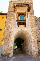 Piedra Bermeja Castle, In S. XII became fortified palace of feudal lords more like that of warriors.