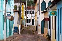 Lencois, Chapada Diamantina, Bahia, Brazil