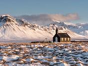 Iceland Church.