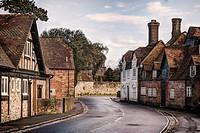 Beaulieu, New Forest, Hampshire, England, UK.