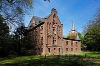 Germany, Nettetal, Maas-Schwalm-Nette Nature Park, Schwalm-Nette Nature Park, Lower Rhine, Rhineland, North Rhine-Westphalia, NRW, Nettetal-Lobberich,...