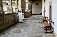Santo Tomás monastery, Avila.