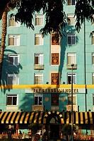 The Elegant Art Deco Georgian Hotel Santa Monica.