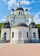 Church of Christ´s Resurrection, Foros, Crimean peninsula.