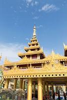 Kyauktawgyi Paya, Mandalay, Myanmar.