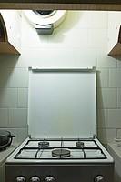 Old Kitchen.