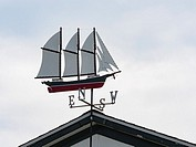Port Royal Canada Weather Vane.
