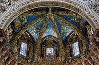 Main Chapel of the Santa Maria Cathedral, Valencia, Spain