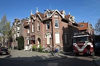 Netherlands, Amsterdam, Atlas Hotel near Vongelpark