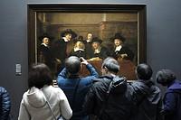 Netherlands, Amsterdam, Rijksmuseum