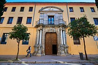 Amador de los Rios Street, Córdoba, Andalusia, Spain, Europe.