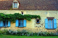 Cottage, Treigny, France