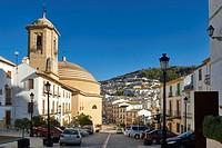 Iglesia de la Encarnación, Montefrio, Granada, Andalusia, Spain, Europe.