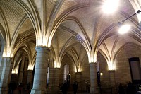 The Conciergerie. Paris. France. Europe.