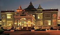 Laos, Vientiane, Presitential Palace,.