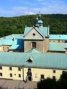 Sanktuarium Matki BoŠ¼ej Szkaplerznej, Czerna, Poland.