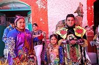 Carnival, Huejotzingo, Puebla, Mexico.