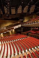 Queen Elizabeth Theatre, Vancouver, BC, Canada.
