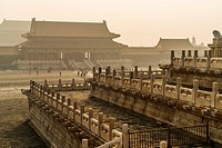 the Forbidden City, Beijing, People´s Republic of China, Asia.