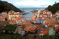 Cudillero, Asturias, Spain