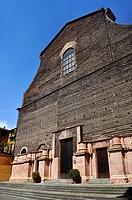 Bologna, Italy: Santa Lucia (ex) church, along via Castiglione