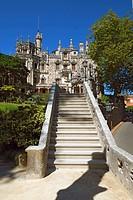 Quinta da Regaleira Estate Sintra Portugal.