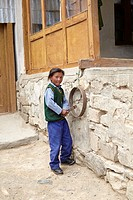 Sumdho School, Sumdho, Ladakh, India.