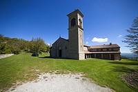 italy, Emilia Romagna, a church