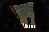 Stars from the Remedio peak, Chelva, Valencia, Spain