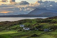 Tarskavaig, Sleat, Isle of Skye, Scotland, United Kingdom.