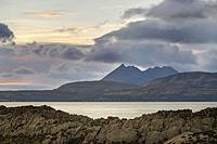 Tokavaig, Sleat, Isle of Skye, Scotland, United Kingdom.