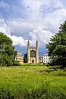 King's College Chapel, Cambridge, England, UK.