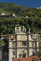 Collegiata dei Ss. Pietro e Stefano in Bellinzona