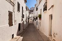 White Town of Altea, Valencia, Spain