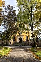 Hedvig Eleonora Church, Stockholm, Sweden.