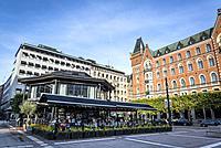 Brasserie Vau De Ville, Norrmalmstorg, Stockholm, Sweden.