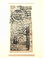 Sari Dienes, Soho Sidewalk, 1953, Museum of Modern Art, MOMA, New York, USA