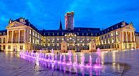 Palais des Ducs et des Etats de Bourgogne, Place de la Liberation, Dijon, Côte d´Or, Burgundy Region, Bourgogne, France, Europe